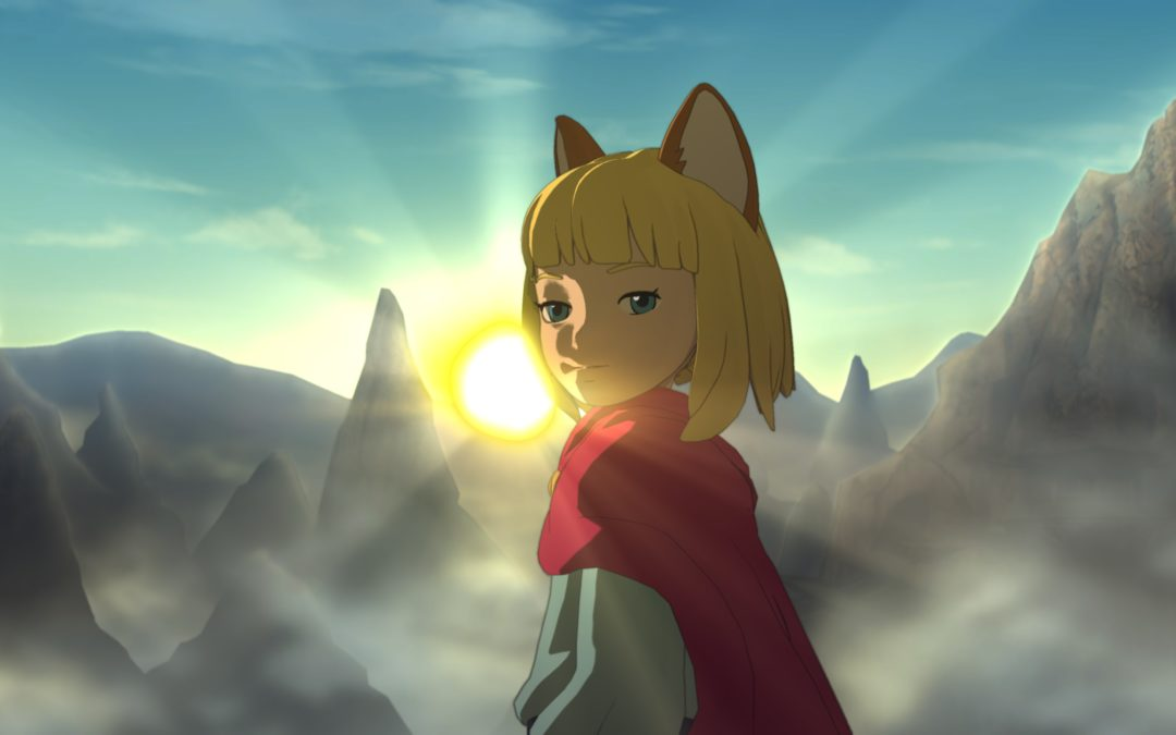 Screenshots from Ni No Kuni 2